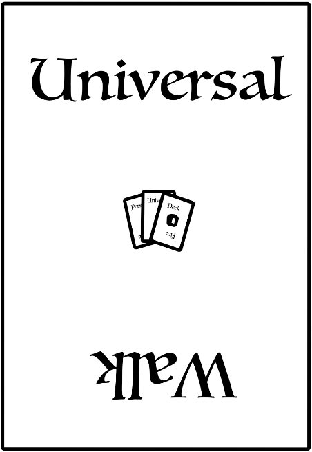 Personal Universal Deck